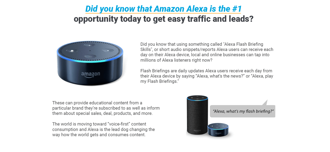 what is alexa